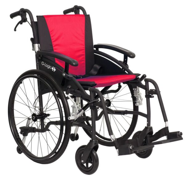 Excel G Logic Transit Wheelchair