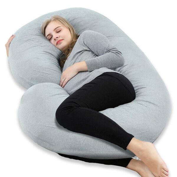 Pregnancy Pillow C Shaped